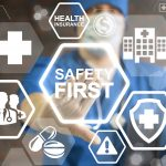 Safety First in health care. Surgery safety, fall prevention, zero harm from adverse events